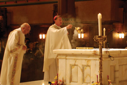 Chrism Mass Rich In Sacred Tradition Blessing Of Oils