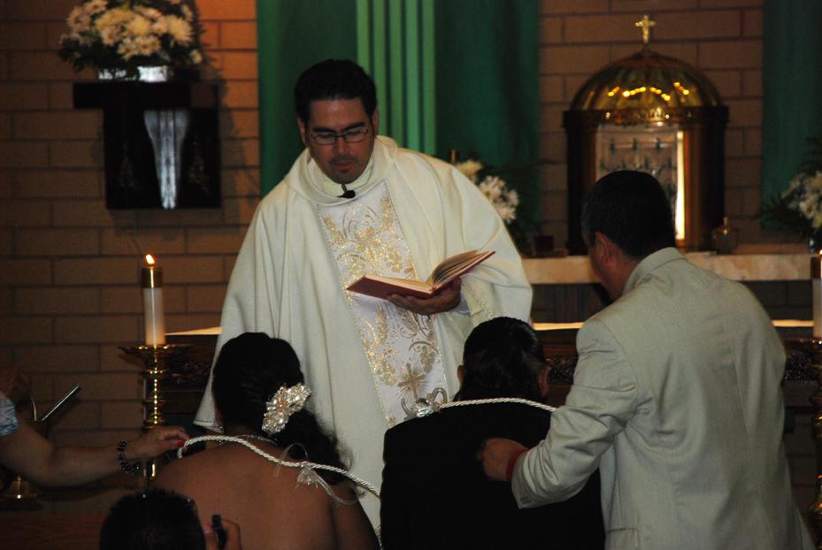 latin wedding traditions