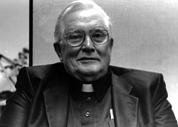 Father William H. Flegge dies at 79