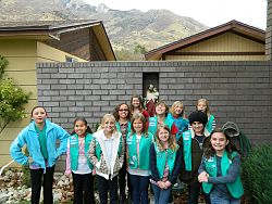 Girl Scouts adopt Carmelite Sisters this Christmas