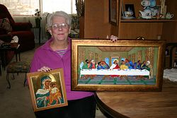 Cathedral of the Madeleine to host icon workshop