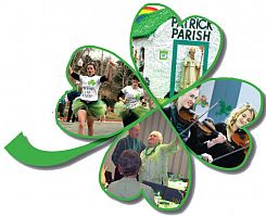 Saint Patrick's Day celebrated