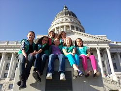 Girl Scouts celebrate 100th anniversary