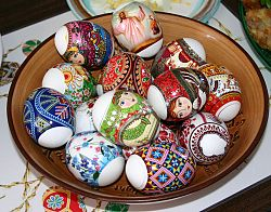 Ukrainian community observes a traditional Easter