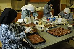 Nun-made candy offered for Mother's Day