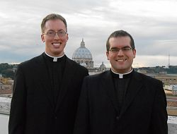 Universal Church is a daily experience for seminarians in Rome