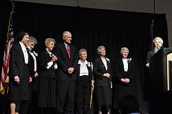 Lifetime Achievement Award presented to Benedictine sisters