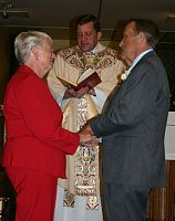 Fifty years of dedication to each other and the Church
