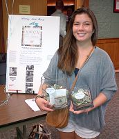 YWCA benefits from student's fundraiser
