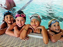 Catholic coaches form a competitive swim program for underserved youth in Salt Lake