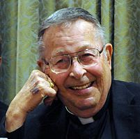 Obituary for Msgr. Robert Servatius