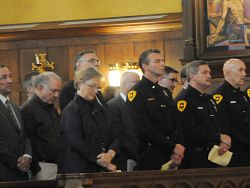 Red Mass for lawyers, judges and police to be celebrated at the Cathedral of the Madeleine