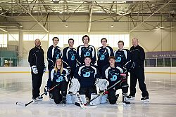 Juan Diego players help Oquirrh Mountaineers clinch state high school hockey championship