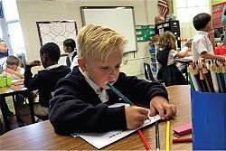 Utah Catholic elementary schools putting into practice new program to help teach writing
