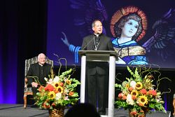 Bishop's Dinner celebrates Cathedral of the Madeleine's 1993 rededication