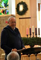 Advent retreat helps faithful draw closer to God