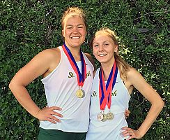 Catholic high schools shine in spring sports