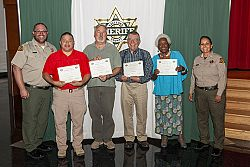 Jail Ministry Recognized