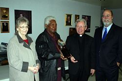 Priest is named Prison Ministry Volunteer of the Year
