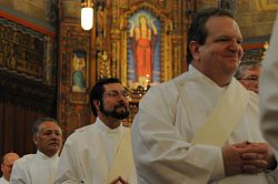 Diocese seeks Spanish-speaking men for diaconate program