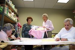 Holy Cross Ministries gear up for Mother's Day