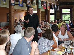 Theology on Tap offers discussion for adults