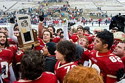 Judge Memorial Bulldogs win 3A state football title after 30 years