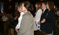 Diocesan White Mass brings local health care professionals together for worship, education
