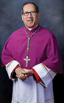 Bishop Solis' Statement: 'Call to Forgiveness, Prayer and Healing'