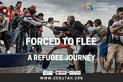 Experience life as a refugee at CCS event