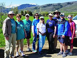 Northern Utahns hike to help pro-life clinic