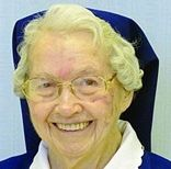 Sister Marilla (Mary Marie) Dyer, CSC