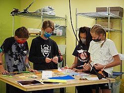 St. Vincent School debuts Makerspace classroom