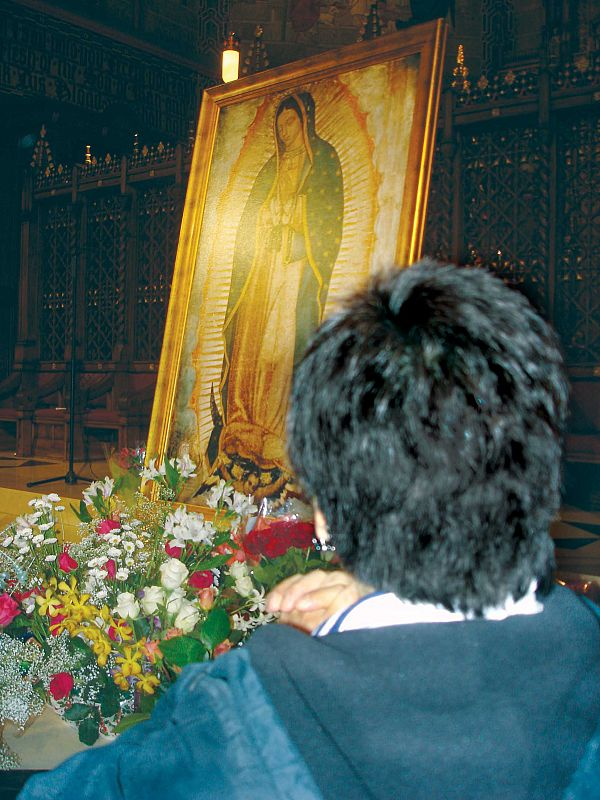Our Lady Of Guadalupe A Symbol Of Hope Justice Intermountain