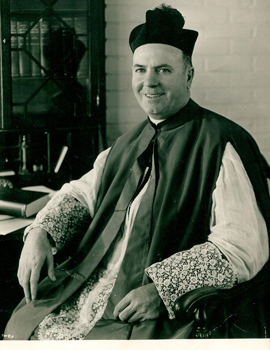 The Diocese Of Salt Lake Citys Unknown Bishop Leo J Steck